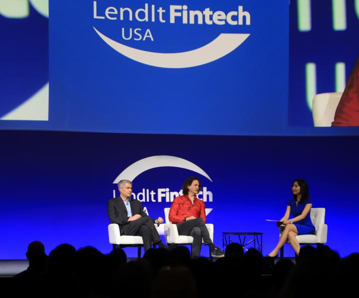 银谷金融科技研究院受邀参加2019朗迪美国峰会