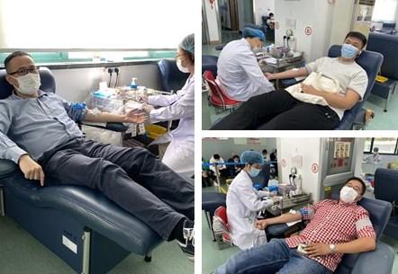 都邦保险:无偿献血暖人心 爱心传递助公益
